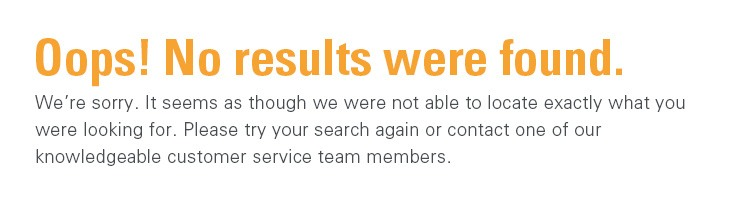 Sorry! No results found. Try again.