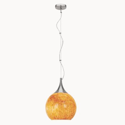 Access Lighting 23630 One Light Pendant with Manhattan Glass