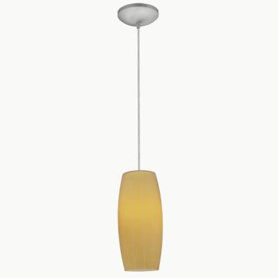 Access Lighting 28070-1C Sydney - One Light Pendant (Cord Hung)