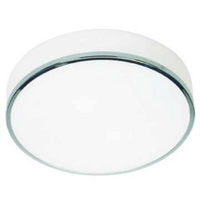 Access Lighting 20671-CH/OPL Aero-- Two Light Flush Mount