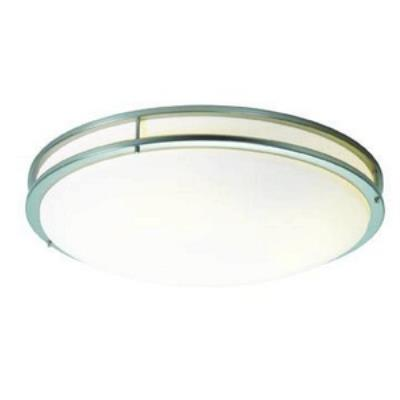 Access Lighting 20741 Saloris -  One Light Acrylic Flush-Mount