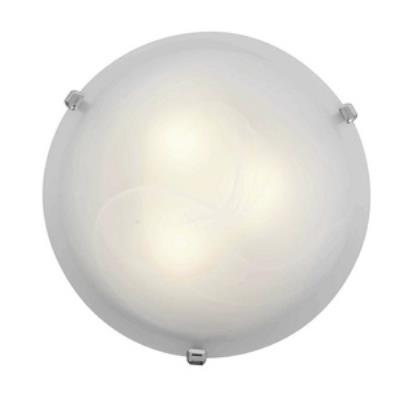 Access Lighting 23021GU-CH/ALB Mona - Three Light Flush Mount