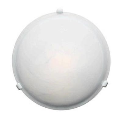 Access Lighting 23021-WH/WH Mona - Four Light Flush Mount