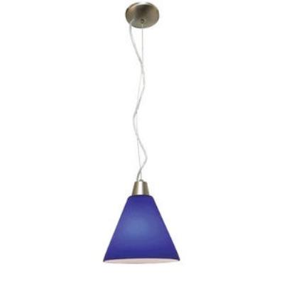 Access Lighting 28004-1C-BS/COB Sydney Oriental - One Light Pendant (Cord Hung)