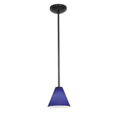 Access Lighting 28004-2C-ORB/COB Tali Oriental - One Light Pendant (Cord Hung)