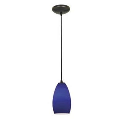 Access Lighting 28812-ORB/COB Tali Inari Silk - One Light Pendant