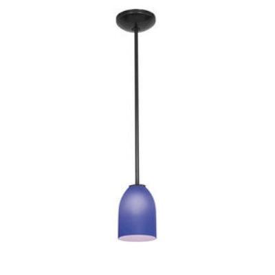 Access Lighting 28018-2C-ORB/COB Tali- - One Light Cone Pendant (Cord Hung)