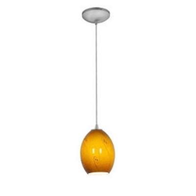 Access Lighting 28812-ORB/WHST Tali Inari Silk - One Light Pendant