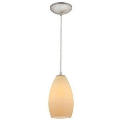 Access Lighting 28212 Sydney Inari Silk - One Light Glass Pendant
