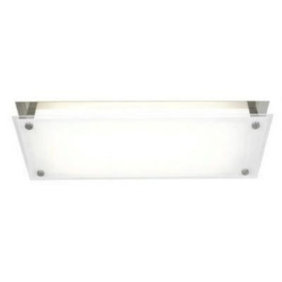 Access Lighting 31027-BS/FST Vision-- One Light Ceiling Wall Fixture