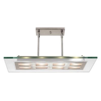 Access Lighting 50108 Aquarius - Eight Light Semi-Flush Mount