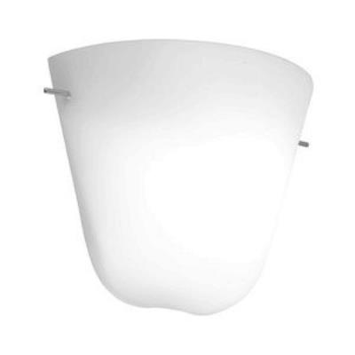 Access Lighting 50165-CH/OPL Aire - One Light Silk Wall Scone