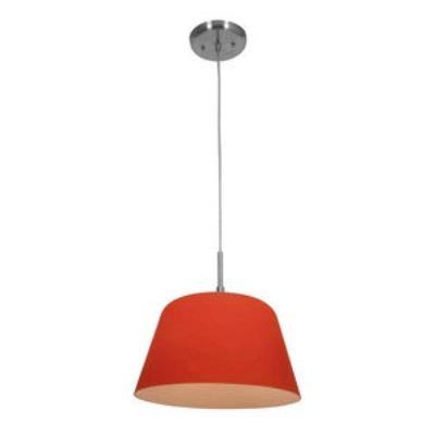 Access Lighting 50170 Aire - One Light Silk Pendant