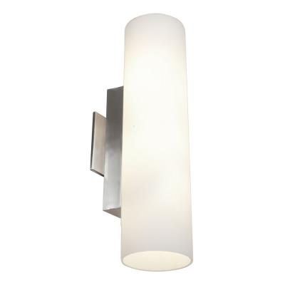 Access Lighting 50185-BS/OPL Tabo - Two Light Wall/Bath Vanity