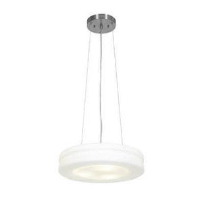 Access Lighting 50190-BS/OPL Altum - Three Light Aircraft Cable Molded Pendant