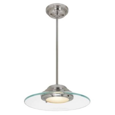 Access Lighting 50441 Phoebe - One Light Pendant/Semi-Flush Mount
