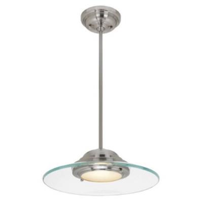 Access Lighting 50441 Phoebe - One Light Pendant/Semi-Flush Mount