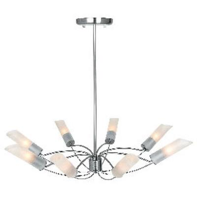 Access Lighting 50509 Solar - Eight Light Chandelier