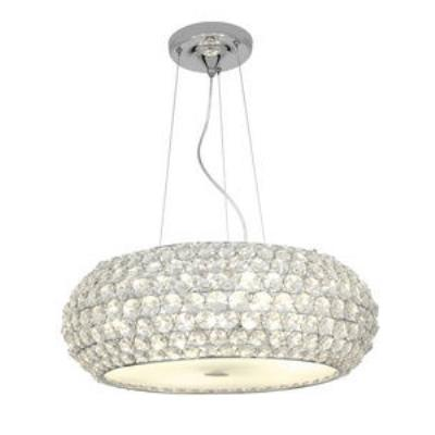 Access Lighting 51001-CH/CCL Kristal - Six Light Cable Pendant
