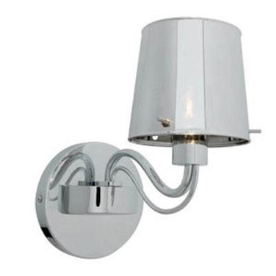 Access Lighting 55530-CH/CHR Milano- One Light Wall Mount
