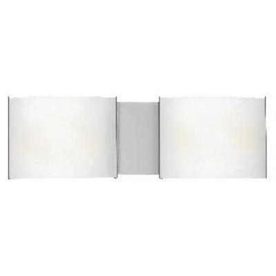 Access Lighting 62259 Nitro - Two Light Bath Vanity/Wall Fixture