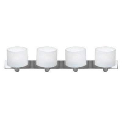 Access Lighting 62264-BS/OPL Vapor  - Four Light Bath Vanity