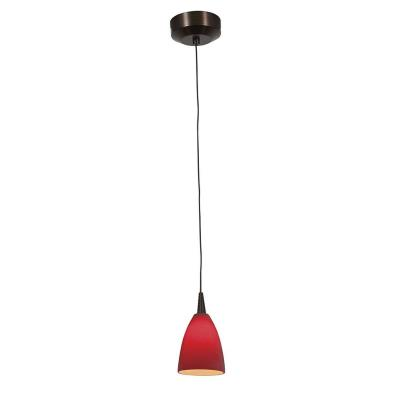 Access Lighting 72119LED-BS/RED Tungsten - LED Mania Pendant