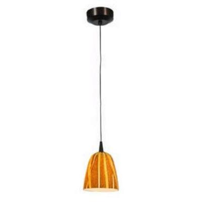 Access Lighting 72924LED-BRZ/AMZ Tungsten - LED Safari Pendant