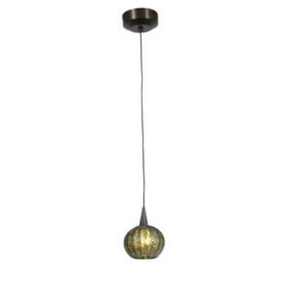 Access Lighting 94980-BRZ/GRO Zeta - One Light Pendant