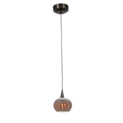 Access Lighting 94980-BRZ/SARO Zeta - One Light Pendant