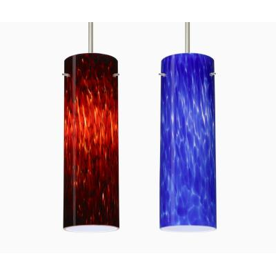 Besa Lighting Copa Pendant-1 Copa - One Light Cord Pendant with Flat Canopy