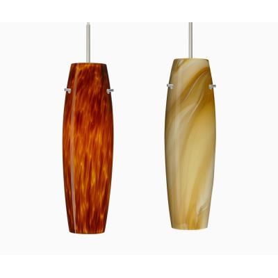 Besa Lighting Suzi Pendant-1 Suzi - One Light Cord Pendant with Flat Canopy