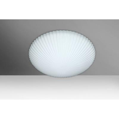 Besa Lighting Katie 12 Ceiling Katie 12 - Two Light Flush Mount