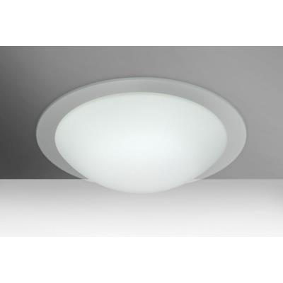 Besa Lighting Ring 15 Ceiling Ring 15 - Two Light Flush Mount