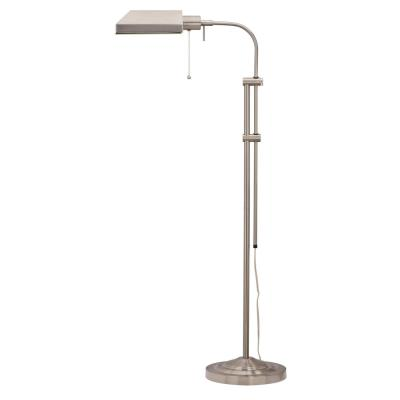 Cal Lighting BO-117FL-BS One Light Floor Lamp