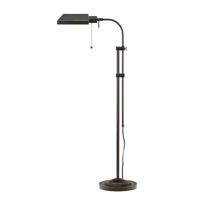 Cal Lighting BO-117FL-DB One Light Floor Lamp