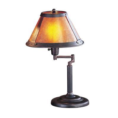 Cal Lighting BO-462 One Light Swing Arm Table Lamp