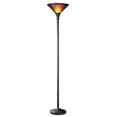Cal Lighting BO-469 One Light Torchiere