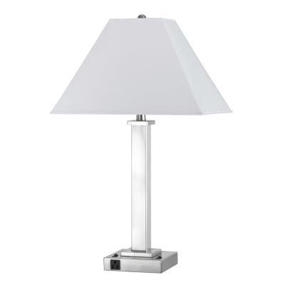 Cal Lighting LA-60003TB-2R Rio - Two Light Night Stand Lamp