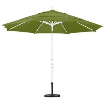 California Umbrella GSCU18170 11' Double Wind Vent Market Umbrella