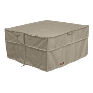 """Montlake - 42"""" Square Firepit Table Cover"""
