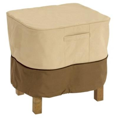 Classic Accessories 72912 Veranda - Rectangular Ottoman/Side Table Cover