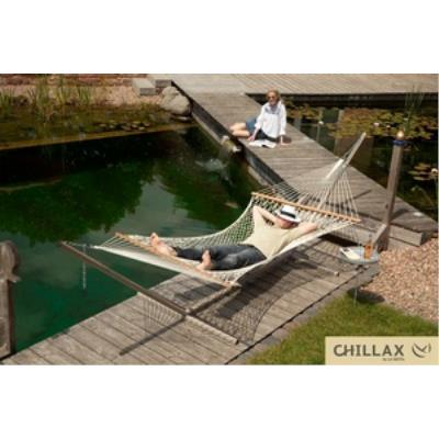 "Coolaroo 4623 Alabama - 55.12"" Double Hammock with Bar"