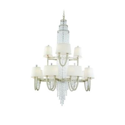 Corbett Lighting 106-024 Viceroy - Twenty-Four Light Chandelier