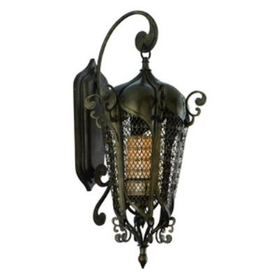 Corbett Lighting 110-22 Tangiers - One Light Outdoor Wall Lantern