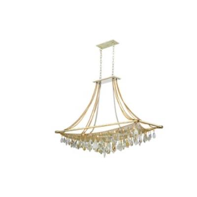 Corbett Lighting 125-512 Barcelona - Twelve Light Island