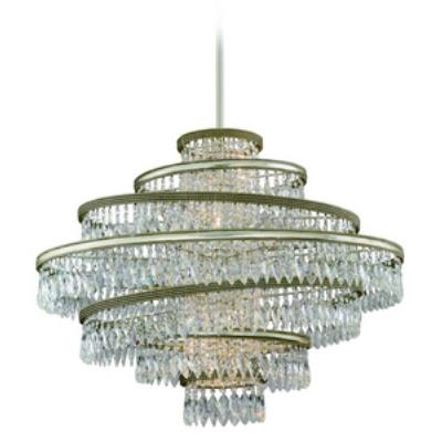 Corbett Lighting 132-46 Diva - Five Light Large Pendant