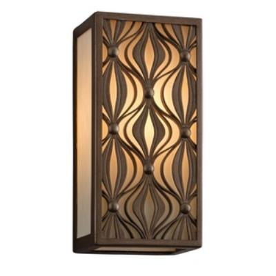 Corbett Lighting 135-22-F Mambo - One Light Wall Lantern