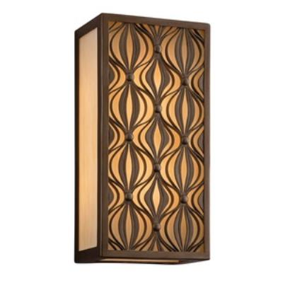 Corbett Lighting 135-23-F Mambo - One Light Wall Lantern