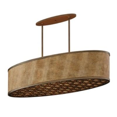 Corbett Lighting 135-56 Mambo - Six Light Island